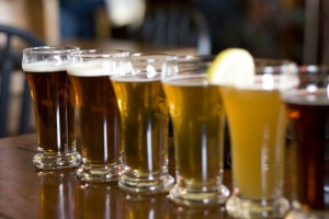 Beer Sampler by JMR_Photography
