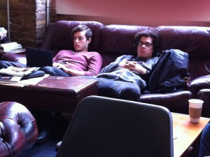 Hipsters Hogging Sofas by Phil Gyford