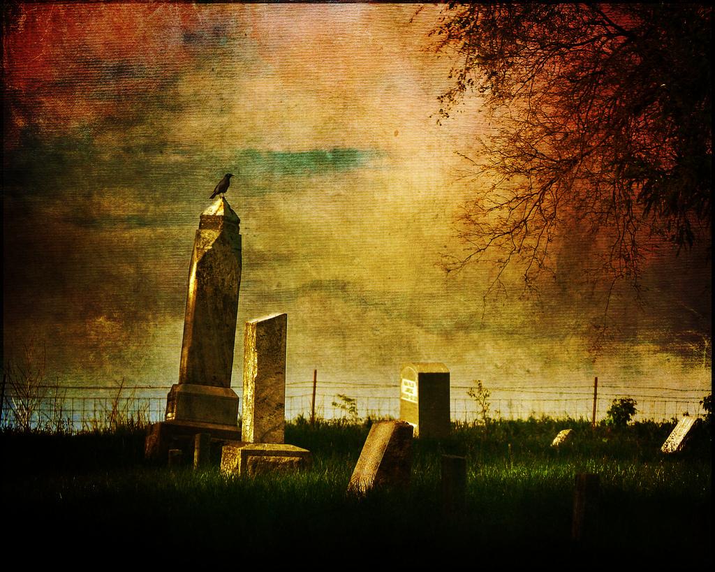 Sams Cemetery by keva999