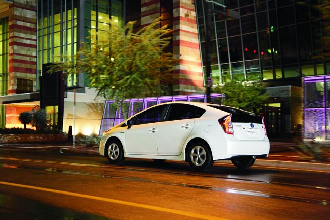Prius in Phoenix