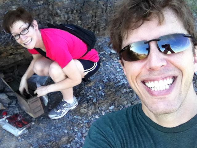 Geocaching in the Phoenix Desert Parks