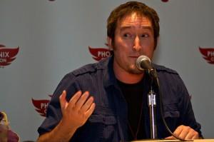 Richard Mansfield - Phoenix's Ultimate Geek 2012